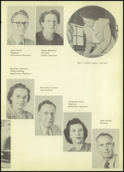 Page 17, 1952 Edition, Ennis High School - Cicerone Yearbook (Ennis, TX) online yearbook collection