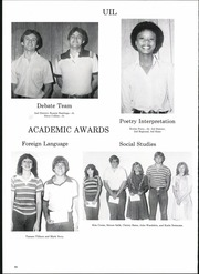 Page 98, 1982 Edition, Ennis High School - Cicerone Yearbook (Ennis, TX) online yearbook collection