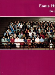 Page 12, 1986 Edition, Ennis High School - Cicerone Yearbook (Ennis, TX) online yearbook collection
