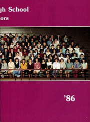Page 13, 1986 Edition, Ennis High School - Cicerone Yearbook (Ennis, TX) online yearbook collection