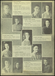 Page 17, 1947 Edition, Thomas A Edison High School - Spark Yearbook (San Antonio, TX) online yearbook collection