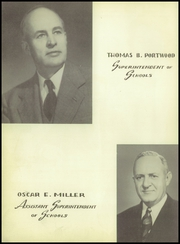 Page 10, 1950 Edition, Thomas A Edison High School - Spark Yearbook (San Antonio, TX) online yearbook collection