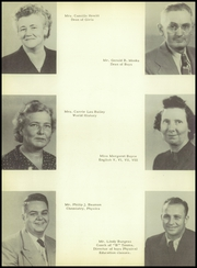 Page 12, 1950 Edition, Thomas A Edison High School - Spark Yearbook (San Antonio, TX) online yearbook collection