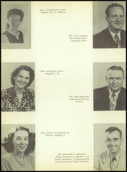 Page 14, 1950 Edition, Thomas A Edison High School - Spark Yearbook (San Antonio, TX) online yearbook collection