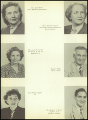 Page 16, 1950 Edition, Thomas A Edison High School - Spark Yearbook (San Antonio, TX) online yearbook collection