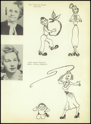 Page 17, 1950 Edition, Thomas A Edison High School - Spark Yearbook (San Antonio, TX) online yearbook collection