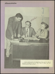 Page 11, 1954 Edition, Thomas A Edison High School - Spark Yearbook (San Antonio, TX) online yearbook collection