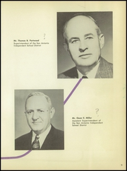 Page 13, 1954 Edition, Thomas A Edison High School - Spark Yearbook (San Antonio, TX) online yearbook collection
