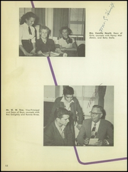Page 16, 1954 Edition, Thomas A Edison High School - Spark Yearbook (San Antonio, TX) online yearbook collection