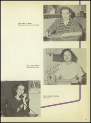 Page 17, 1954 Edition, Thomas A Edison High School - Spark Yearbook (San Antonio, TX) online yearbook collection