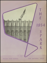 Page 5, 1954 Edition, Thomas A Edison High School - Spark Yearbook (San Antonio, TX) online yearbook collection