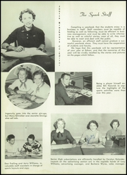 Page 10, 1956 Edition, Thomas A Edison High School - Spark Yearbook (San Antonio, TX) online yearbook collection