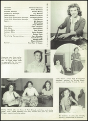 Page 11, 1956 Edition, Thomas A Edison High School - Spark Yearbook (San Antonio, TX) online yearbook collection