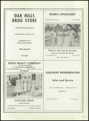 Page 221, 1958 Edition, Thomas A Edison High School - Spark Yearbook (San Antonio, TX) online yearbook collection