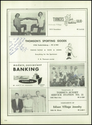Page 230, 1958 Edition, Thomas A Edison High School - Spark Yearbook (San Antonio, TX) online yearbook collection
