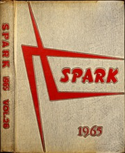 Thomas A Edison High School - Spark Yearbook (San Antonio, TX) online yearbook collection, 1965 Edition, Page 1