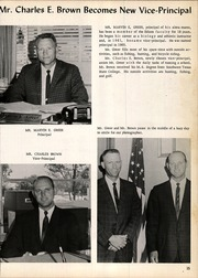 Page 17, 1967 Edition, Thomas A Edison High School - Spark Yearbook (San Antonio, TX) online yearbook collection