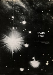 Page 3, 1967 Edition, Thomas A Edison High School - Spark Yearbook (San Antonio, TX) online yearbook collection
