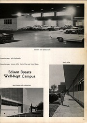 Page 5, 1967 Edition, Thomas A Edison High School - Spark Yearbook (San Antonio, TX) online yearbook collection