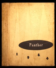 1964 Edition, Permian High School - Panther Yearbook (Odessa, TX)