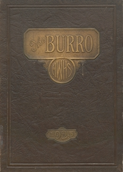 Page 1, 1925 Edition, Mineral Wells High School - Burro Yearbook (Mineral Wells, TX) online yearbook collection