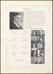 Page 16, 1930 Edition, Mineral Wells High School - Burro Yearbook (Mineral Wells, TX) online yearbook collection