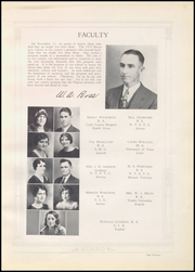 Page 17, 1930 Edition, Mineral Wells High School - Burro Yearbook (Mineral Wells, TX) online yearbook collection