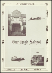 Page 13, 1936 Edition, Mineral Wells High School - Burro Yearbook (Mineral Wells, TX) online yearbook collection