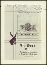 Page 5, 1936 Edition, Mineral Wells High School - Burro Yearbook (Mineral Wells, TX) online yearbook collection
