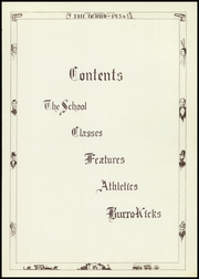 Page 7, 1936 Edition, Mineral Wells High School - Burro Yearbook (Mineral Wells, TX) online yearbook collection