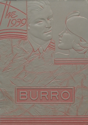 Page 1, 1939 Edition, Mineral Wells High School - Burro Yearbook (Mineral Wells, TX) online yearbook collection