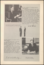 Page 13, 1939 Edition, Mineral Wells High School - Burro Yearbook (Mineral Wells, TX) online yearbook collection