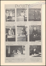 Page 14, 1939 Edition, Mineral Wells High School - Burro Yearbook (Mineral Wells, TX) online yearbook collection