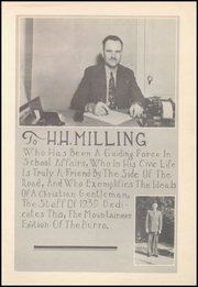 Page 7, 1939 Edition, Mineral Wells High School - Burro Yearbook (Mineral Wells, TX) online yearbook collection