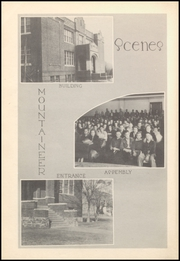 Page 8, 1939 Edition, Mineral Wells High School - Burro Yearbook (Mineral Wells, TX) online yearbook collection