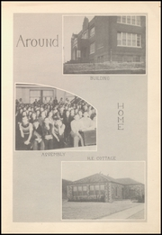 Page 9, 1939 Edition, Mineral Wells High School - Burro Yearbook (Mineral Wells, TX) online yearbook collection
