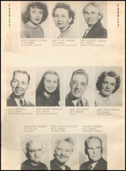 Page 13, 1948 Edition, Mineral Wells High School - Burro Yearbook (Mineral Wells, TX) online yearbook collection