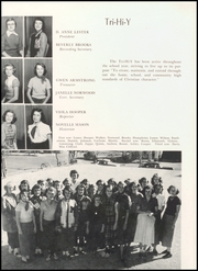 Page 72, 1951 Edition, Mineral Wells High School - Burro Yearbook (Mineral Wells, TX) online yearbook collection