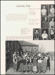 Page 75, 1951 Edition, Mineral Wells High School - Burro Yearbook (Mineral Wells, TX) online yearbook collection