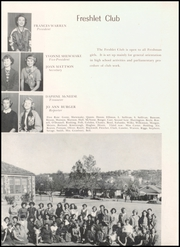 Page 78, 1951 Edition, Mineral Wells High School - Burro Yearbook (Mineral Wells, TX) online yearbook collection