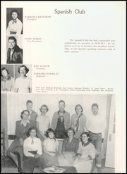 Page 80, 1951 Edition, Mineral Wells High School - Burro Yearbook (Mineral Wells, TX) online yearbook collection