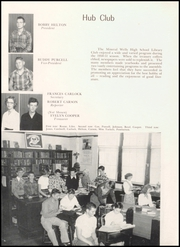 Page 82, 1951 Edition, Mineral Wells High School - Burro Yearbook (Mineral Wells, TX) online yearbook collection