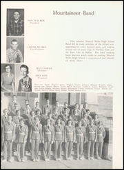 Page 86, 1951 Edition, Mineral Wells High School - Burro Yearbook (Mineral Wells, TX) online yearbook collection