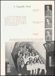 Page 87, 1951 Edition, Mineral Wells High School - Burro Yearbook (Mineral Wells, TX) online yearbook collection