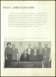Page 11, 1953 Edition, Mineral Wells High School - Burro Yearbook (Mineral Wells, TX) online yearbook collection