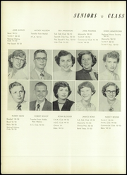 Page 16, 1953 Edition, Mineral Wells High School - Burro Yearbook (Mineral Wells, TX) online yearbook collection