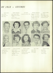 Page 17, 1953 Edition, Mineral Wells High School - Burro Yearbook (Mineral Wells, TX) online yearbook collection