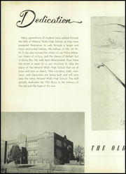 Page 8, 1953 Edition, Mineral Wells High School - Burro Yearbook (Mineral Wells, TX) online yearbook collection