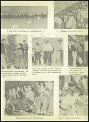 Page 11, 1958 Edition, Mineral Wells High School - Burro Yearbook (Mineral Wells, TX) online yearbook collection