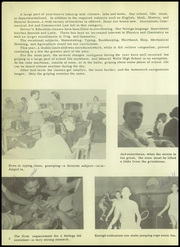 Page 12, 1958 Edition, Mineral Wells High School - Burro Yearbook (Mineral Wells, TX) online yearbook collection